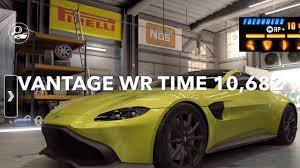 Csr2 Vantage Shift Tune 10 682 Outdated Youtube