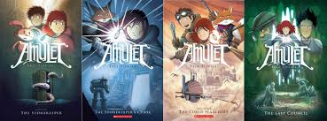 amulet book 1 characters using graphic novels in education amulet of amulet book 1 characters