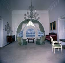 east sitting hall white house