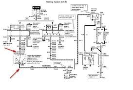ford starter solenoid wiring diagram wiring diagram 2000 f150 will not start ignition wire problem forums