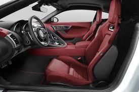 2018 jaguar f type interior