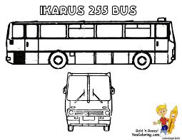Coloriage Dessin Bus Enfant 11 Dessin
