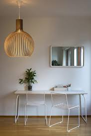 Deze Designlamp Van Natuurlijke Materialen Past In Elk Interieur