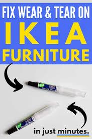 Ikea Paint Mohawk 3 In 1 Repair Kit The Heathered Nest