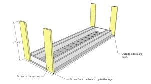 Building A Wooden Deck Over A Concrete One  Exercise Rooms How To Build A Seating Bench