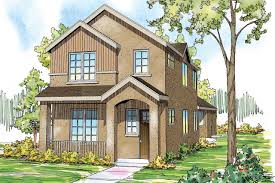 Contemporary House Plans   Rock Creek II     Associated DesignsContemporary House Plan   Rock Creek II     Front Elevation