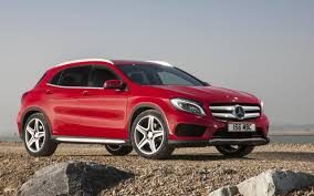 Mercedes GLA review: better than a BMW X1?