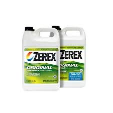 Valvoline Zerex Original Green Antifreeze Coolant Ready To