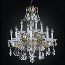 12 light chandelier metal and crystal chandelier english manor 546ad12lag 3c