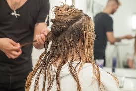 beach waves hair tutorial the stripe
