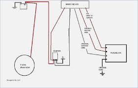 1 wire alternator wiring diagram just another wiring diagram blog • ford 1 wire alternator wiring simple wiring diagrams rh 8 8 zahnaerztin carstens de delco 1