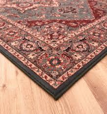 mastercraft kashqai 4354 401 green rugs