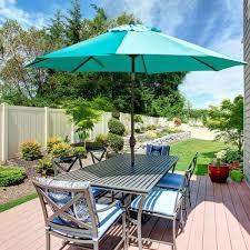 abba patio 9 ft sunbrella fabric