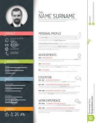 Download Modern Resume Tempaltes Cv Resume Template Download From Over 42 Million High Quality