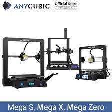 <b>ANYCUBIC Mega Zero</b> DIY 3D Printer 3D Printing Metal Frame ...