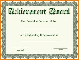 Sample Award Certificate 24 certificate awards template cna resumed 1
