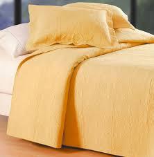 Solid Color yellow Cornsilk Quilt Bedding from C&F & Solid Color Quilts & Bedding from C&F Quilted Matelasse Cornsilk Adamdwight.com