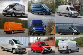 The Best Vans For Towing Parkers