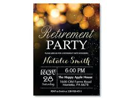 Free Retirement Announcement Flyer Template Retirement Invitation Flyer Announcement Template Free Party
