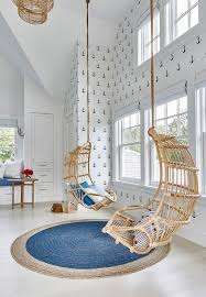 blue hanging chairs for bedrooms. Hanging Chairs In Front Of Windows Blue For Bedrooms N