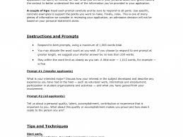 Example Uc Essays. uc essay prompts university personal statement ...