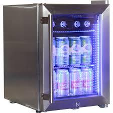 homemaker bar fridge glass door designs