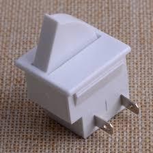 Refrigerator Door Light Switch Replacement Details About Refrigerator Door Lamp Light Switch Replacement Fridge Part Kitchen 5a 125v