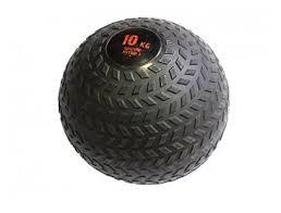 Купить <b>Медбол Original FitTools</b> FT-SMB-10, 10 кг <b>черный</b> по ...