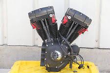 harley twin cam motor 07 10 harley fl twin cam 96 1540 engine motor run drive guaranteed efi