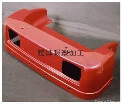 large vacuum forming plastic automotive plastic parts processing 1