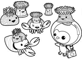 Small Picture Octonauts coloring pages printable free ColoringStar