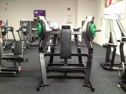 plate loaded seated incline chest press gym cork catalyst health and fitness cork