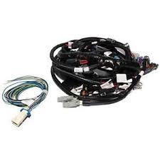hemi wiring harness parts accessories fast 301104 xfi main wiring harness chrysler 5 7l 6 1l hemi