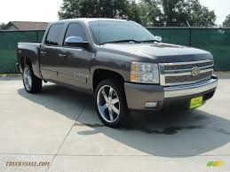 2007 Chevrolet Silverado 1500 LT Z71 Crew Cab 4x4 in Desert Brown ...