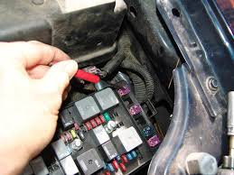 sparky's answers 2008 chevrolet colorado blower inop all speeds 2007 Colorado Fuse Box Stud Replacement this exact problem before on this body style of truck, i went with general experience and checked the condition of the wiring under the fuse box Electrical Fuse Box Replacement