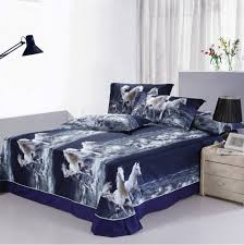 image of western horse theme bedding