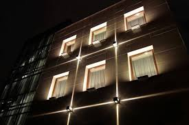 lighting facades and facade lighting on pinterest building facade lighting