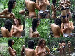 Survivor girl nude pic
