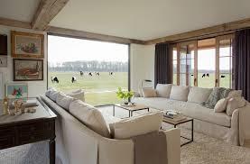 inspiring sofa decorating ideas on a rustic modern farmhouse on marthas vineyard home tour lonny
