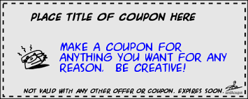 Make My Own Coupon Make My Own Coupon Under Fontanacountryinn Com