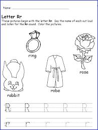 Kindergarten Writing Pages Letter A Worksheets For Kindergarten Letter Worksheets For 5 Year