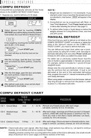 Dmr0134 Household Microwave Oven User Manual R 360es W G Z Sharp