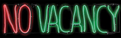 Light Glow No Vacancy <b>Neon</b> Incredible Sign <b>Halloween Decoration</b> ...