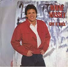 Wayne Massey - Give It Back/ST - Amazon.com Music
