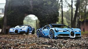 Lego technic's jeep wranger is almost as good as the real thing. The New Lego Technic Bugatti Chiron