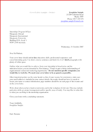 Beautiful Cover Letter 2016 Formal Letter