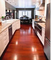 Red Floor Tiles Kitchen Great Wooden Kitchen Floor Tile Home Designs