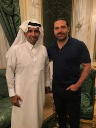 "Saad Hariri on Twitter: ""بعد أداءه للقسم أمام خادم الحرمين الشريفين سررت  بلقاء سعادة السفير السعودي وليد اليعقوب… """
