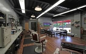 Barber Shop Interior Design Ideas
