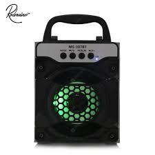MS - 307BT <b>Bluetooth Speaker</b> Sale, Price & Reviews   Gearbest